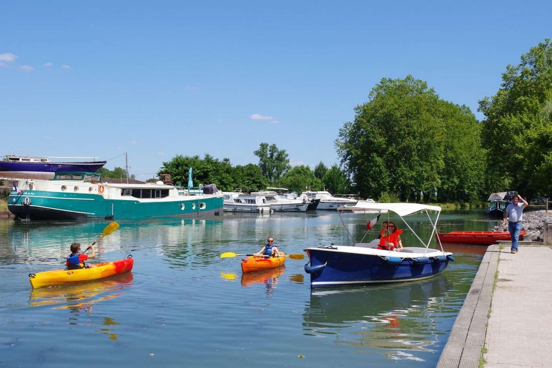 kayaks halte nautique pont de sables 47