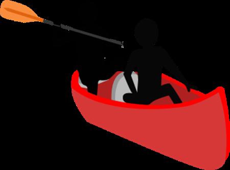 apprendre a faire du canoe