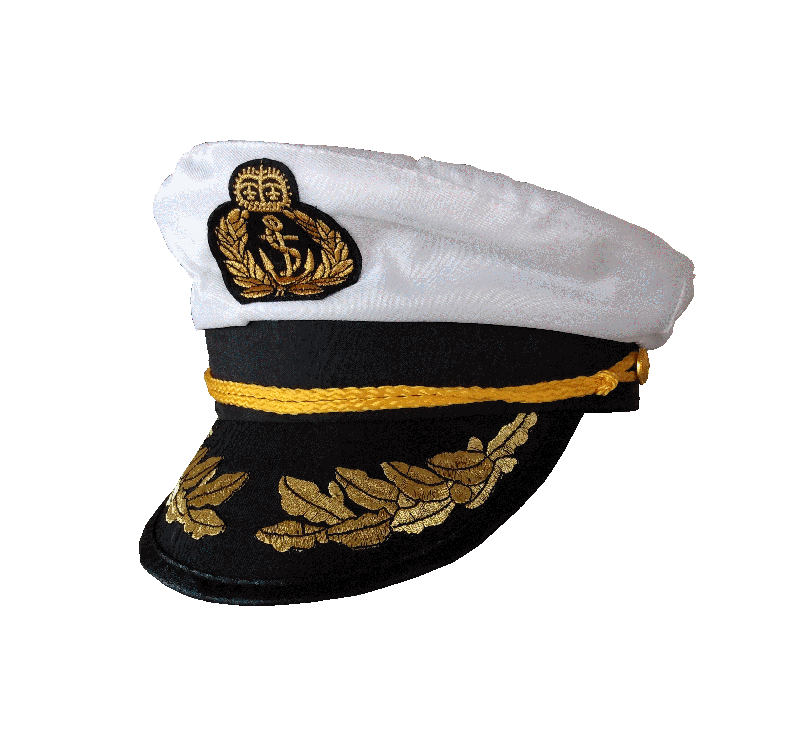 vente de casquette de capitaine